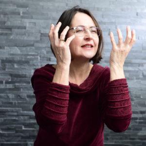 Erzählerin Xenia Busam